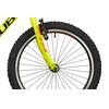 Cube Kid 200 Rower dziecięcy  żółty